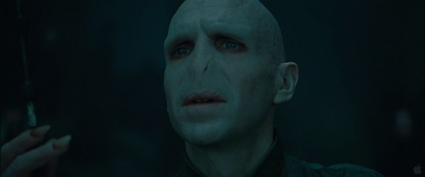 Lord Voldemort from Harry Potter and the Deathly Hallows movie wallpaper