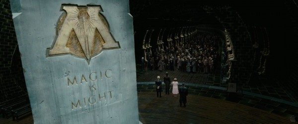 the Ministry of Magic from Harry Potter and the Deathly Hallows wallpaper