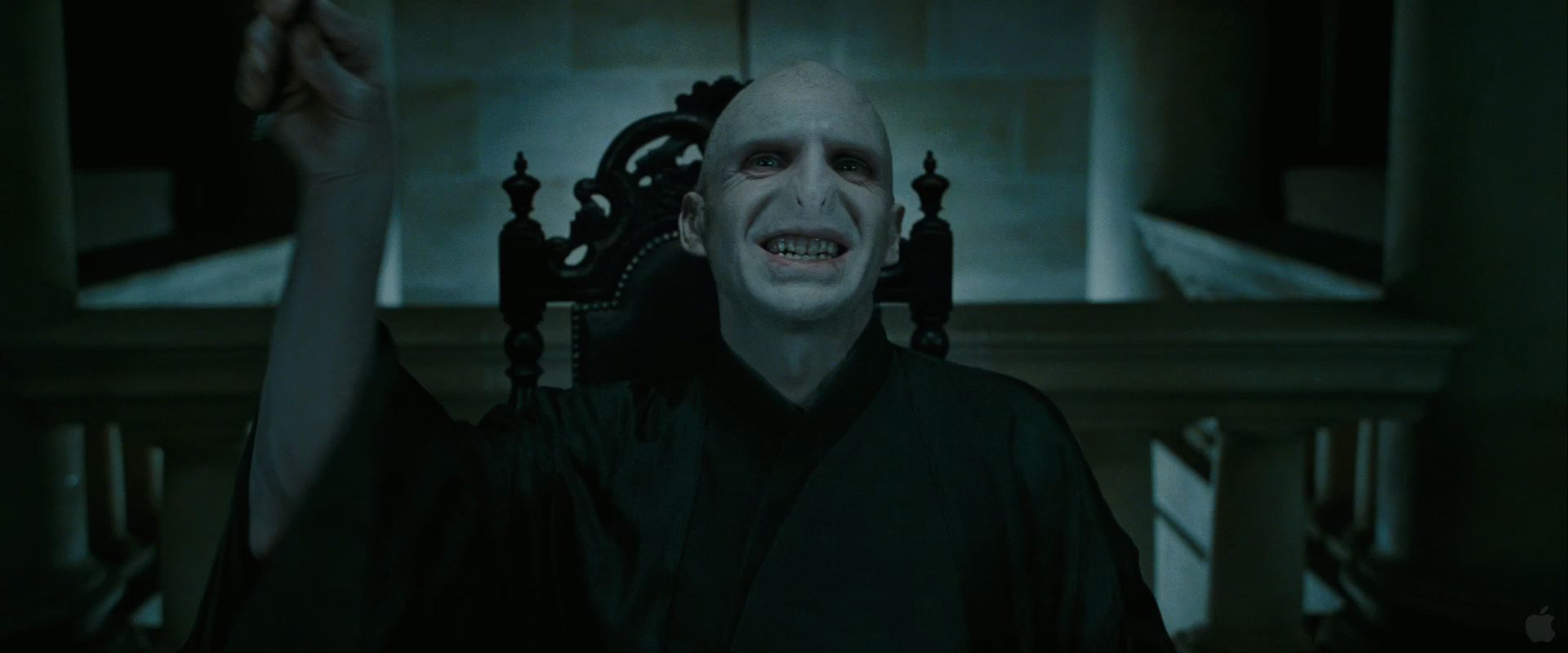 Lord Voldemort From Harry Potter And The Deathly Hallows Desktop