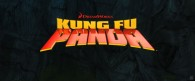 Kung Fu Panda movie logo wallpaper