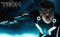 Sam Flynn from Disney's Tron Legacy movie wallpaper