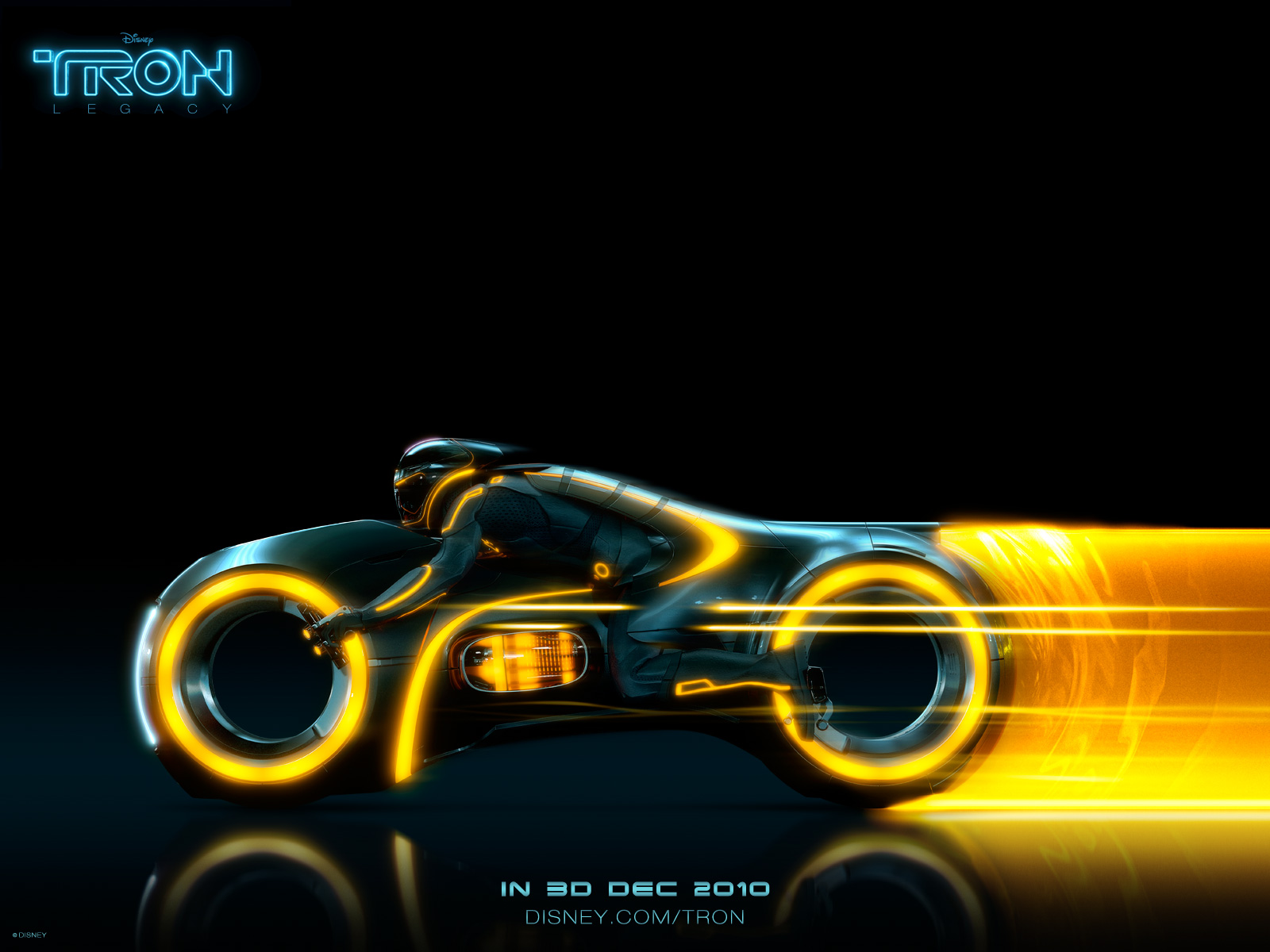 Tron Legacy Light Cycles by bagera3005 on DeviantArt