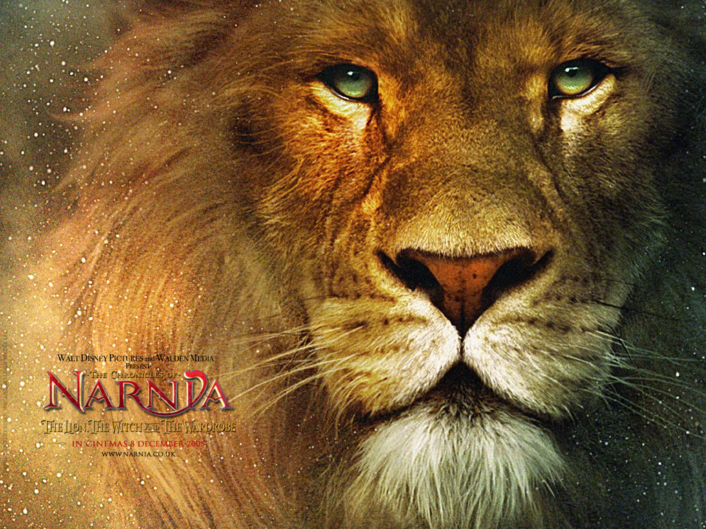 Aslan the Lion from The Chronicles of Narnia Movie Desktop ...