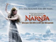 Jadis the evil queen from the Chronicles of Narnia wallpaper