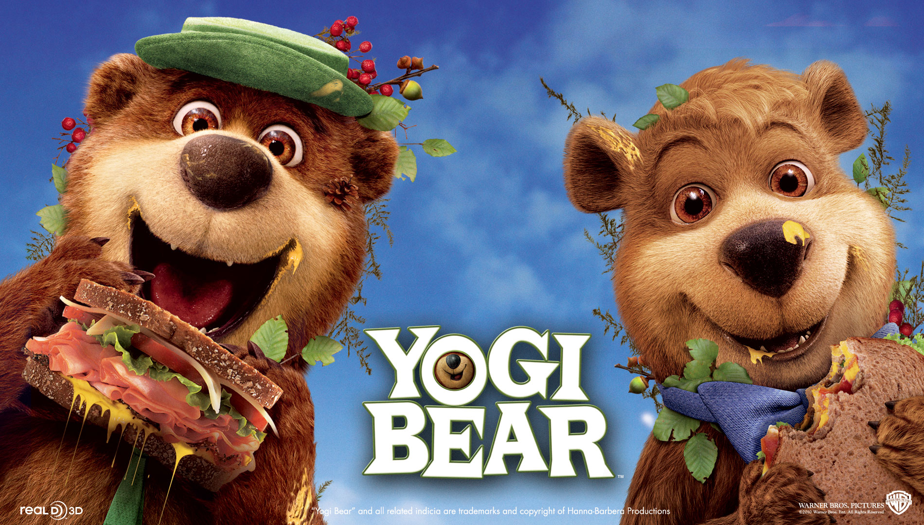 Yogi bear movie