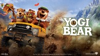 Yogi Bear and Boo Boo from the Yogi Bear movie wallpaper