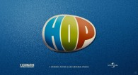 logo for the movie Hop wallpaper