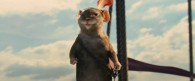 Reepicheep the mouse in the Chronicles of Narnia Voyage of the Dawn Treader