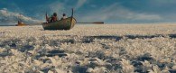 blossoms on the water from the Chronicles of Narnia Voyage of the Dawn Treader movie wallpaper