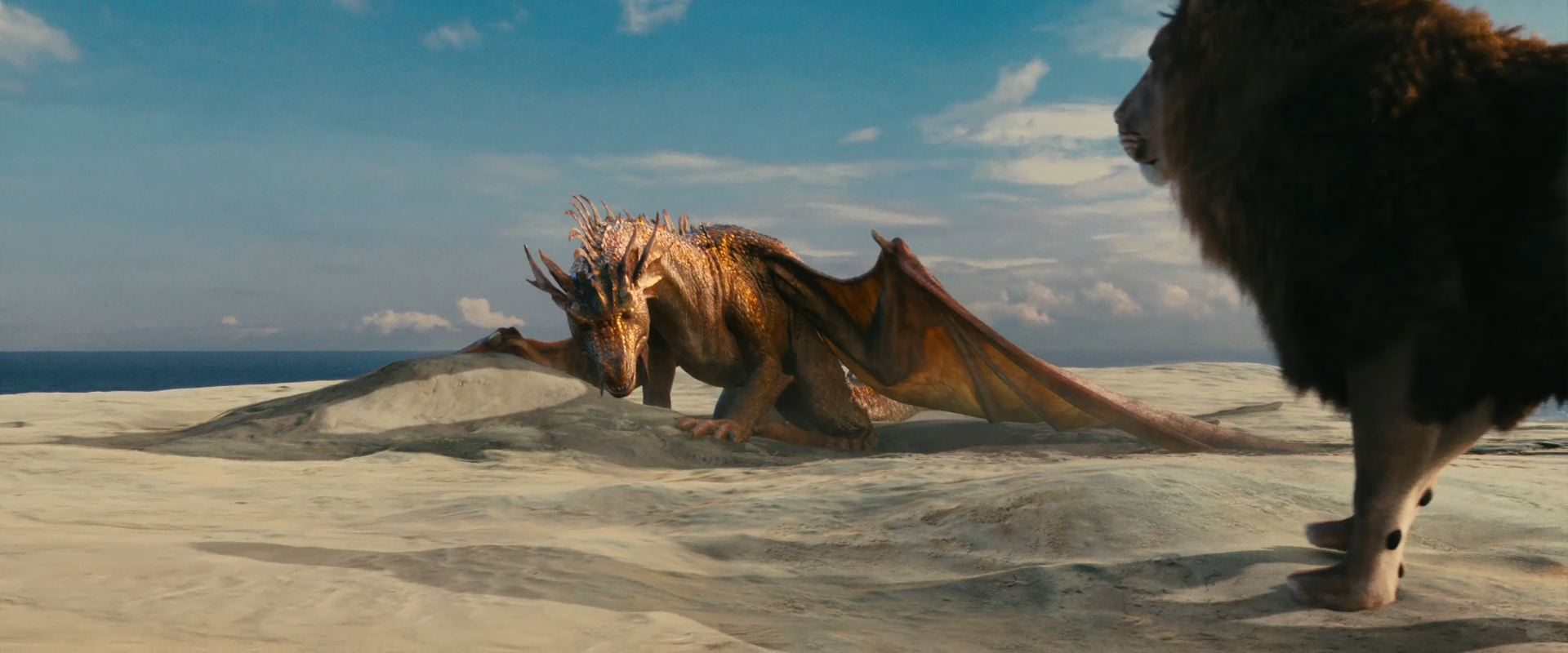 Dragon in Narnia