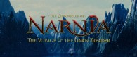 the title logo from the Chronicles of Narnia Voyage of the Dawn Treader movie wallpaper