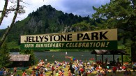 Jellystone Park from the live action Yogi Bear movie wallpaper