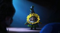 Benny the blue gnome in disguise from Disney's Gnomeo and Juliet movie wallpaper