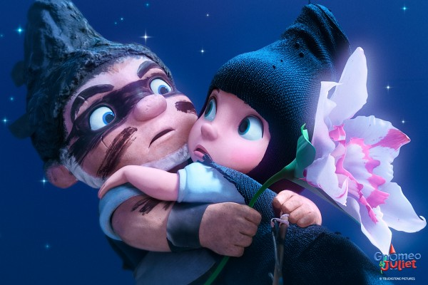 Gnomeo and Juliet from the Disney Movie Gnomeo and Juliet wallpaper