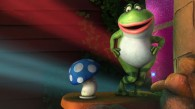 Nanette and Shroom from Disney's Gnomeo and Juliet movie wallpaper