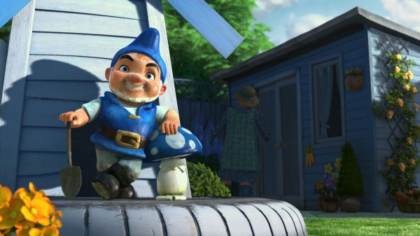 Gnomeo from Disney's Gnomeo and Juliet movie wallpaper