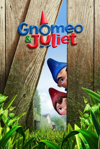 move poster from the Disney Movie Gnomeo and Juliet wallpaper