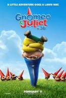 movie poster from Disney's movie Gnomeo and Juliet Wallpaper