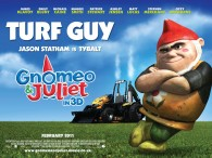 Tybalt the gnome from Disney's movie Gnomeo and Juliet Wallpaper