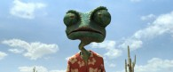 HD image of Rango from the CG animated movie Rango wallpaper
