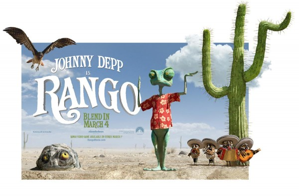 desktop wallpaper picture from the movie Rango wallpaper