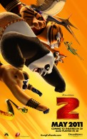 movie poster image of Po and the Furious Five from Kung Fu Panda 2