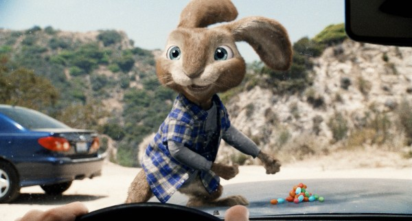 EB from the CG animated movie Hop from Universal Pictures