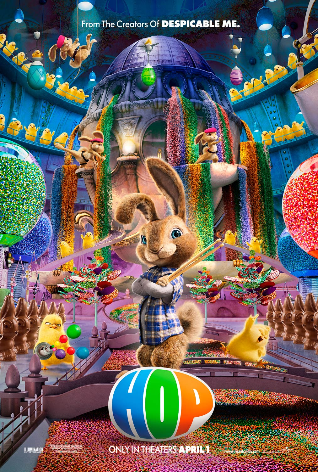 Hop movie wallpaper
