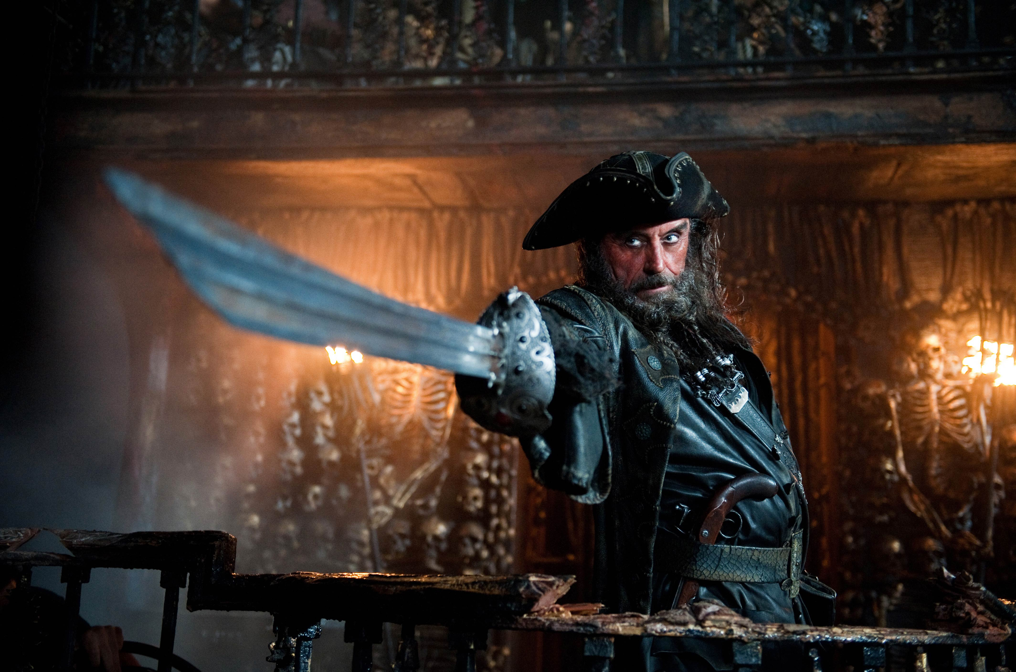 ... from Pirates of the Caribbean On Stranger Tides movie wallpaper