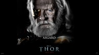 King Odin from the Marvel Studios movie Thor wallpaper