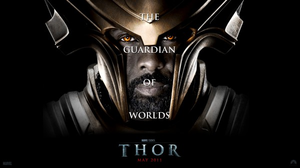 thor wallpaper movie. Heimdall from the Movie Thor