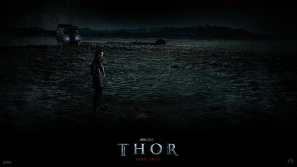 Dr. Jane Foster from the Marvel Studios movie Thor wallpaper
