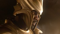 Heimdall the gatekeeper from the Marvel Studios movie Thor wallpaper