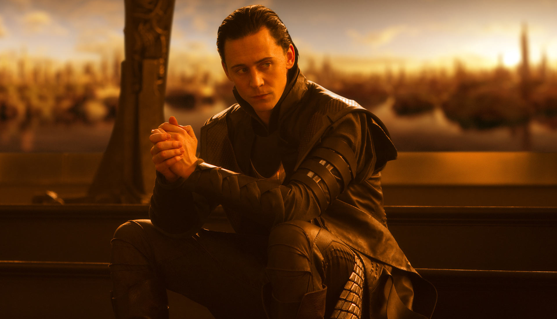 Loki In Asgard From The Movie Thor Desktop Wallpaper