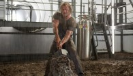 Thor and the hammer from the Marvel Studios movie Thor wallpaper