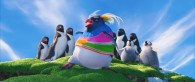 Lovelace the penguin from Happy Feet 2 movie wallpaper