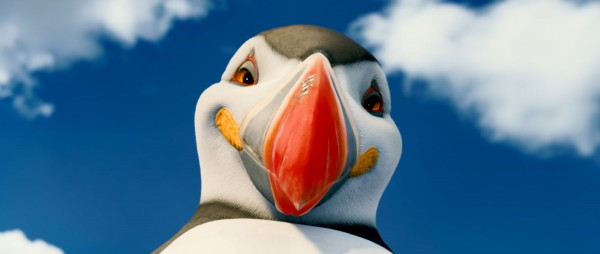 Sven from Happy Feet Two movie wallpaper