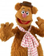 Fozzie Bear from the Muppets wallpaper