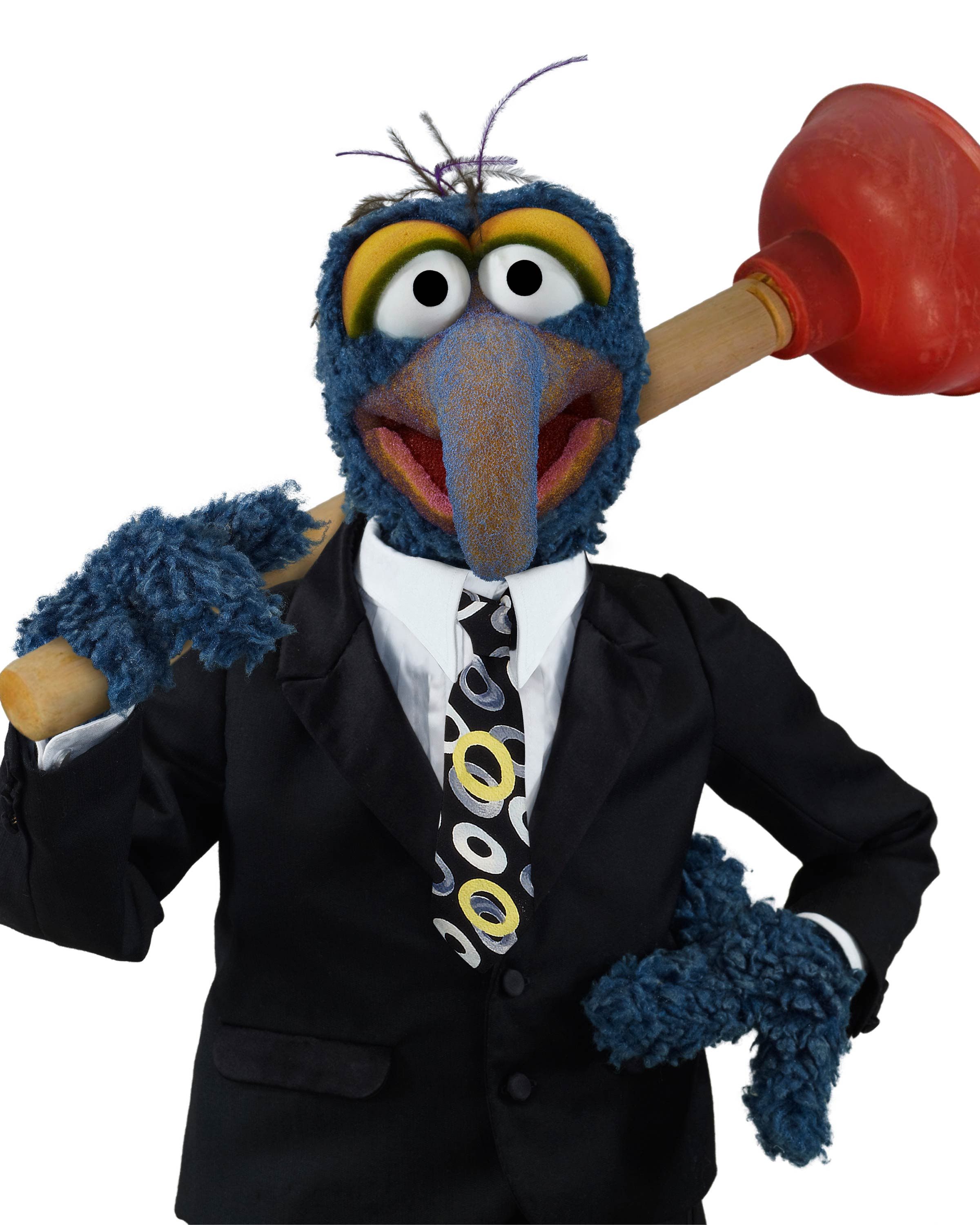 Gonzo From The 2011 Muppets Movie Desktop Wallpaper