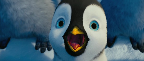 Erik the penguin in Happy Feet Two Movie wallpaper