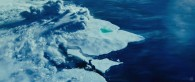 arctic ice flow as seen in Happy Feet Two movie wallpaper