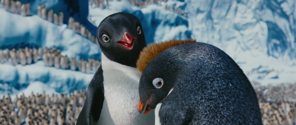 Ramon the penguin from Happy Feet Two movie wallpaper