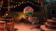 Marty the zebra as a clown in Madagascar 3: Europe's Most Wanted wallpaper