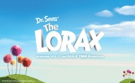 Dr Seuss' Lorax Movie desktop wallpaper