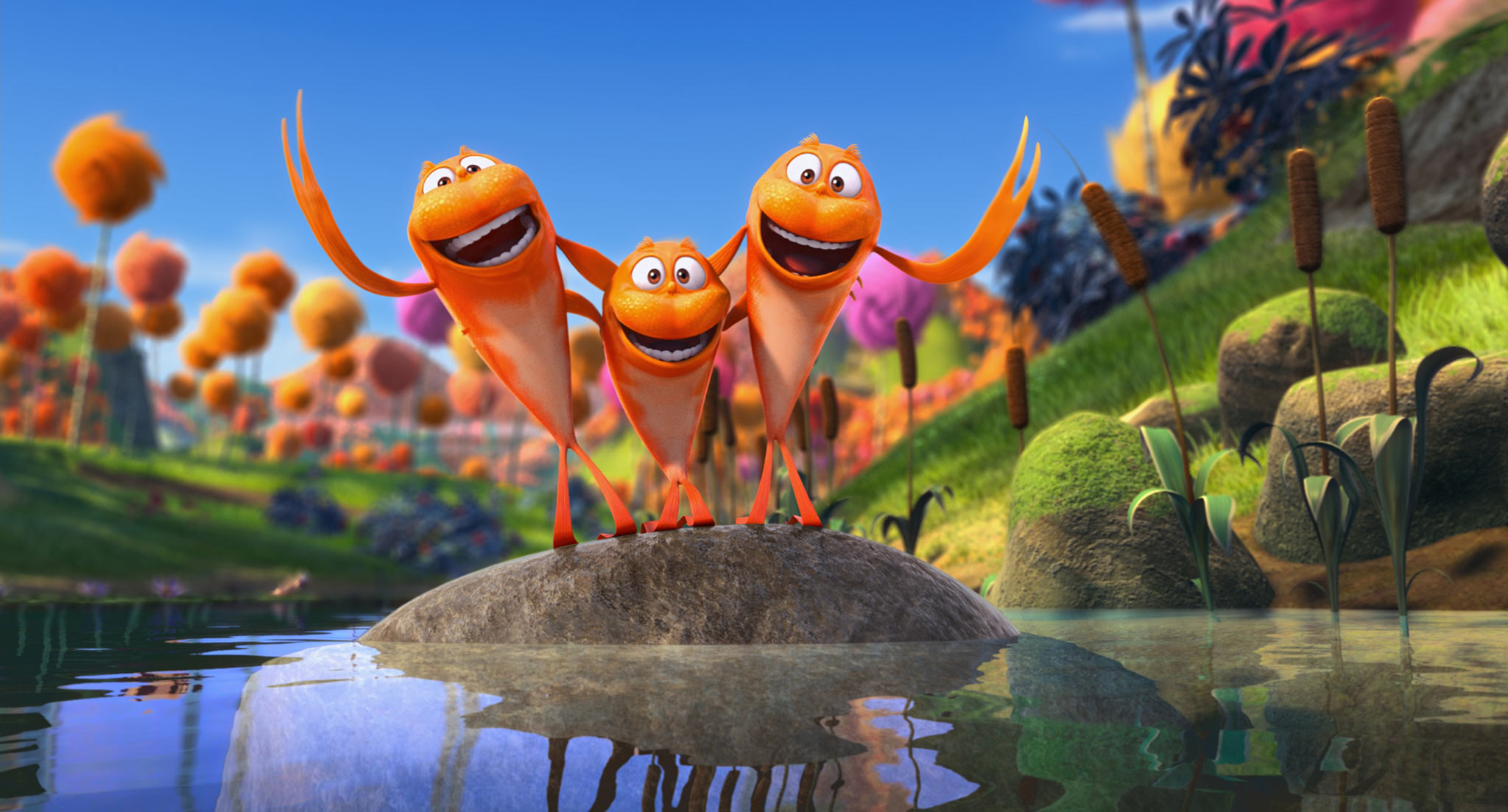 Lorax background images galleries for The fish doctor
