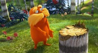 The Lorax in Dr. Seuss' The Lorax Movie wallpaper