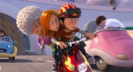 Ted and Audrey from Dr. Seuss' The Lorax CG animated movie wallpaper