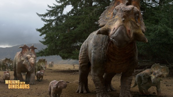 Walking with Dinosaurs 3D Movie desktop wallpaper