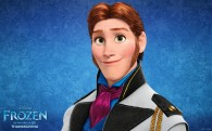 Prince Hans from Disney's movie Frozen wallpaper