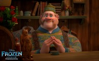 Oaken from Disney movie Frozen wallpaper